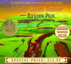 A Year Down Yonder (CD-Audio)