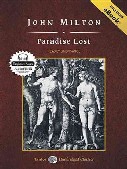 Paradise Lost: Includes eBook, Library Edition (CD-Audio)