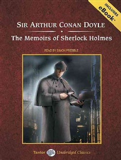The Memoirs of Sherlock Holmes: Includes Ebook (CD-Audio)
