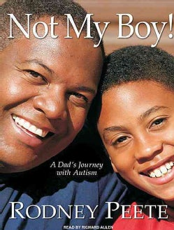 Not My Boy A Dads Journey with Autism (MP3-CD)