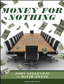 Money for Nothing (MP3 CD)