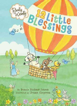 Really Woolly 12 Little Blessings (Board book)