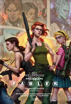 Fables 10 (Hardcover)