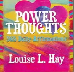 Power Thoughts: 365 Daily Affirmations (Paperback)