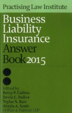 Business Liability Insurance Answer Book 2015 (Paperback)
