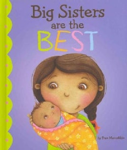 Big Sisters Are the Best (Hardcover)