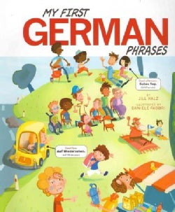 My First German Phrases (Paperback)