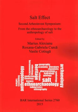 Salt Effect: Second Arheoinvest Symposium: from the Ethnoarchaeology to the Anthropology of Salt (Paperback)