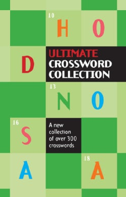 Ultimate Crossword Series 4 (Spiral bound)
