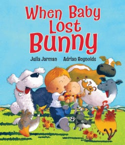When Baby Lost Bunny (Paperback)