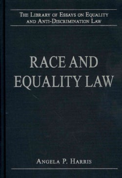 Race and Equality Law (Hardcover)