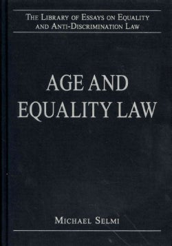 Age and Equality Law (Hardcover)
