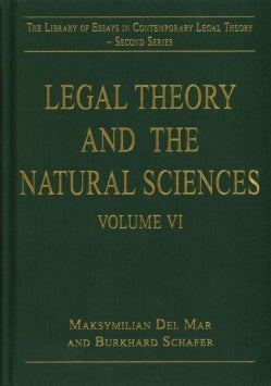 Legal Theory and the Natural Sciences (Hardcover)