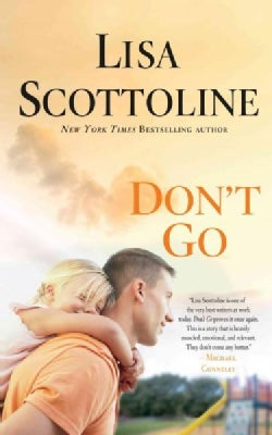 Don't Go (Hardcover)