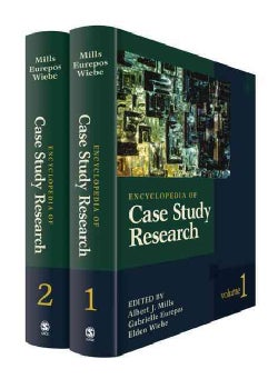 Encyclopedia of Case Study Research (Hardcover)