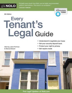 Every Tenant's Legal Guide (Paperback)