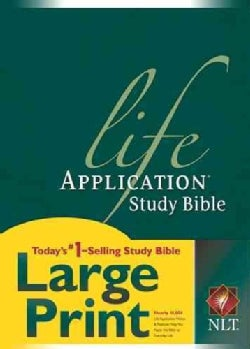 Life Application Study Bible: New Living Translation (Hardcover)