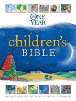 The One Year Children's Bible (Hardcover)