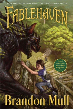Fablehaven (Paperback)