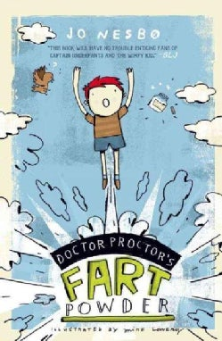 Doctor Proctor's Fart Powder (Hardcover)