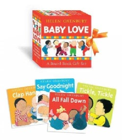 Baby Love: All Fall Down/ Clap Hands/ Say Goodnight/ Tickle, Tickle (Board book)