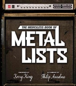 The Merciless Book of Metal Lists (Paperback)