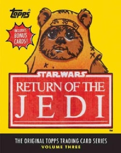 Star Wars: Return of the Jedi: The Original Topps Trading Cards (Hardcover)