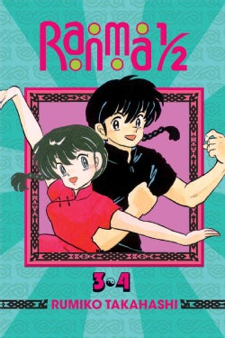 Ranma 1/2 2: 2-In-1 Edition (Paperback)