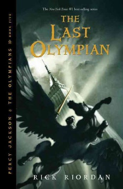 The Last Olympian (Paperback)