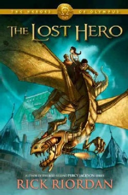 The Lost Hero (Hardcover)
