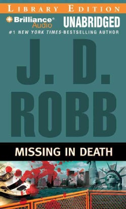 Missing in Death: Library Edition (CD-Audio)