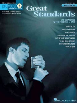 Great Standards: Pro Vocal Men's Edition