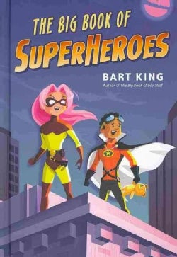 The Big Book of Superheroes (Hardcover)