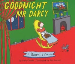 Goodnight Mr. Darcy (Hardcover)