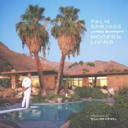 Palm Springs Modern Living (Hardcover)