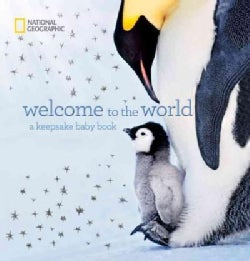 Welcome to the World: A Keepsake Baby Book (Record book)