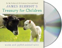 James Herriot's Treasury for Children: Warm and Joyful Animal Tales (CD-Audio)