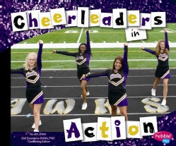 Cheerleaders in Action