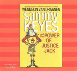 Sammy Keyes and the Power of Justice Jack: Library Edition (CD-Audio)