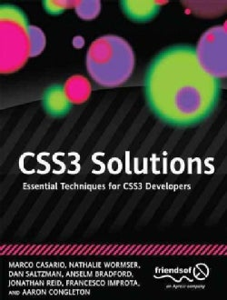 CSS3 Solutions: Essential Techniques for CSS3 Developers (Paperback)