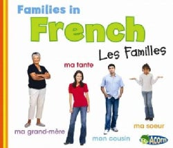Families in French (Paperback)