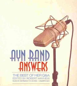 Ayn Rand Answers (Compact Disc)