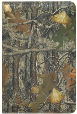 Sportsman's Bible: New King James Version, Camo Leathertouch (Paperback)