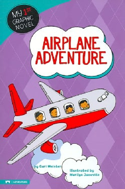 Airplane Adventure (Paperback)