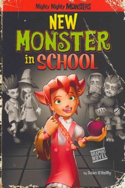 New Monster in School (Paperback)