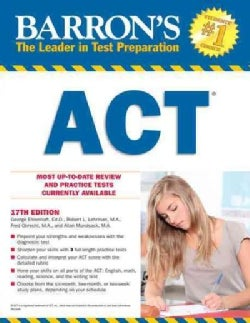 Barron&#39;s ACT (Paperback)