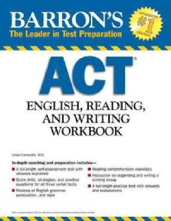 Barron's ACT English, Reading and Writing (Paperback)