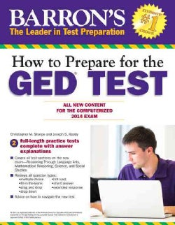 How to Prepare for the GED Test (Paperback)