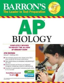 Barron&#39;s Ap Biology: (Book &amp; Cd-rom)