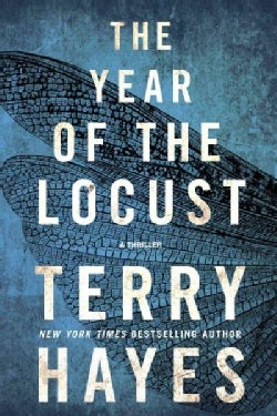 The Year of the Locust: A Thriller (Hardcover)